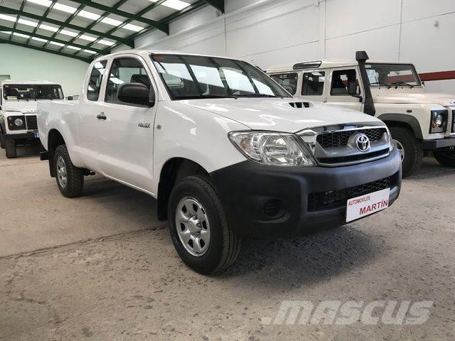 Toyota Hilux 2.5D-4D Cabina Extra GX