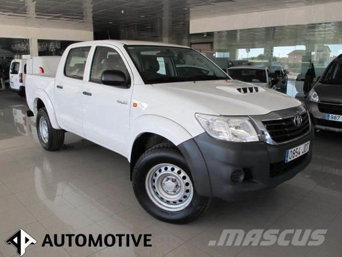 Toyota Hilux 2.5D-4D DOBLE CABINA GX 4X4