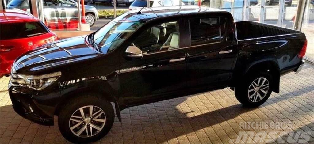 Toyota Hilux 3.0D-4D Cabina Doble VXL 4x4