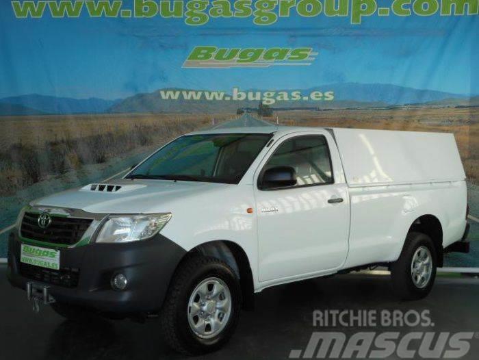 Toyota Hilux 4 WD 2.5 D-4D 145 CV 2 PLZ. PICK -UP