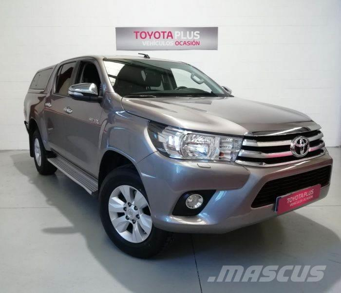Toyota Hilux Cabina Doble VX