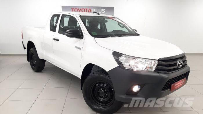 Toyota Hilux Cabina Extra GX