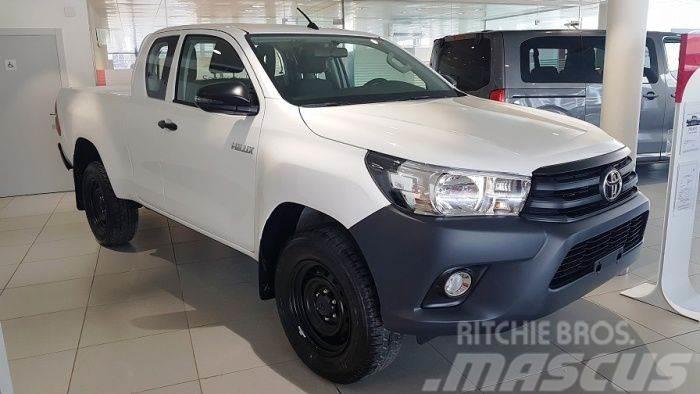 Toyota Hilux Cabina Extra GX