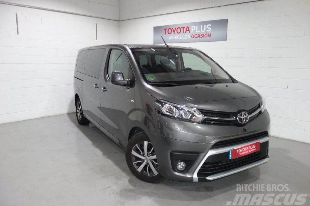 Toyota Proace 2.0L 150CV T/M 6V MEDIA FAMILY