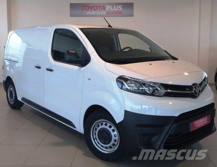 Toyota Proace DCb. Media 1.6D Business 115