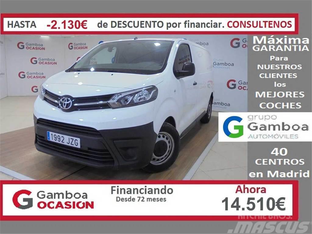 Toyota Proace FG Comfort 120D L1 CA