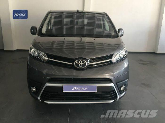 Toyota Proace Furgón Crew Cab 2.0D Comfort L2H1
