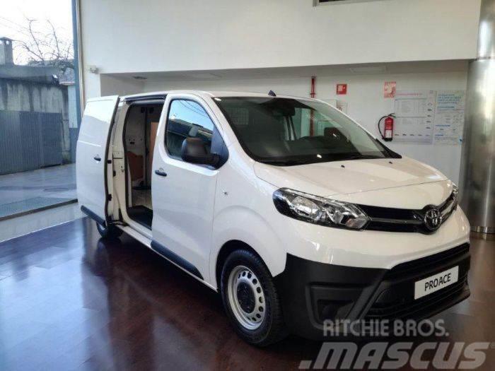 Toyota Proace Van Media 1.6D Comfort 115