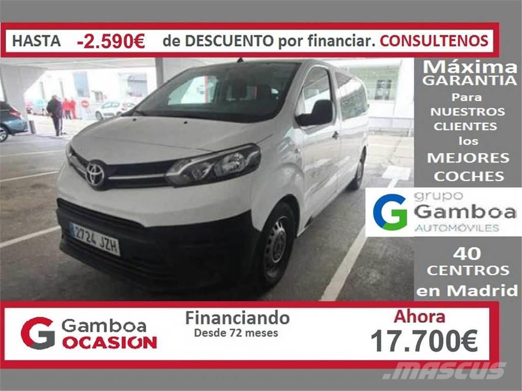 Toyota Proace Verso Combi 9 150D L1