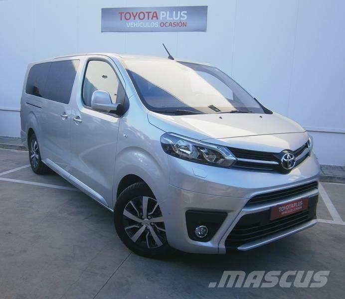 Toyota PROACE VERSO FAMILY MEDIO 2.0 D-4D 150 ADVANCE 4P