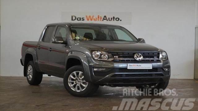 Vw Amarok Usa >> Volkswagen Amarok 3 0tdi Premium 150kw Aut