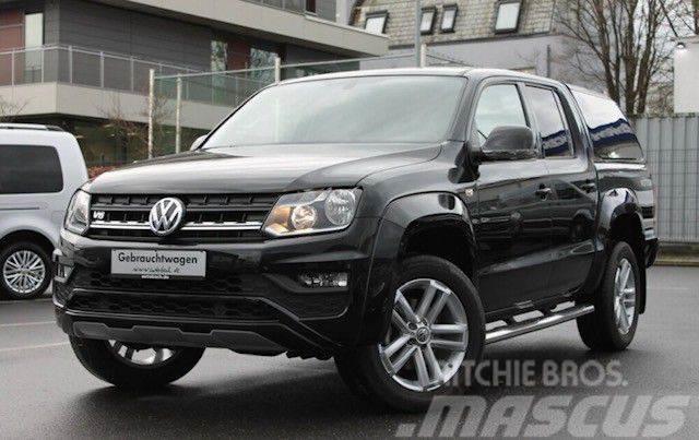 Volkswagen Amarok 3.0TDI Premium 4M Aut. 150kW