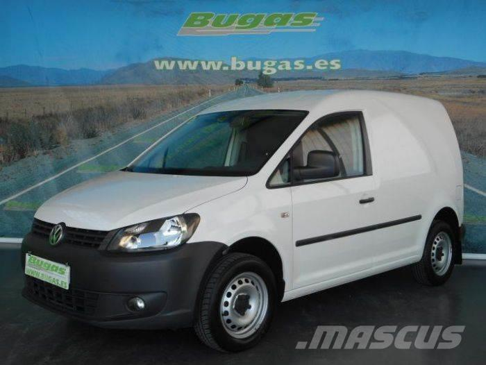Volkswagen Caddy 1.6 TDI PUERTA LATERAL