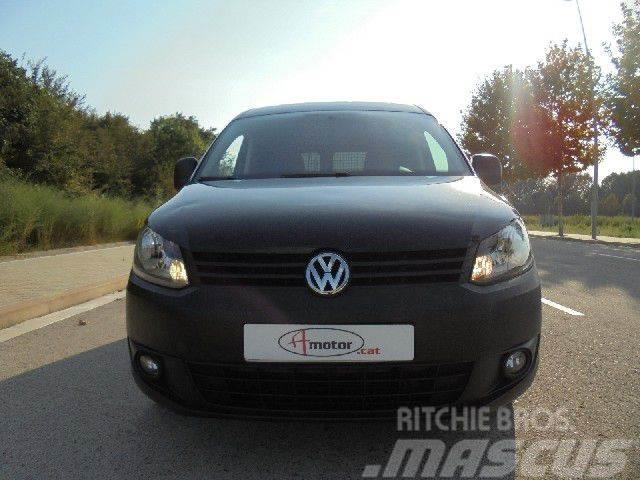Volkswagen Caddy 1.6TDI 75CV BLUEMOTION TEC.