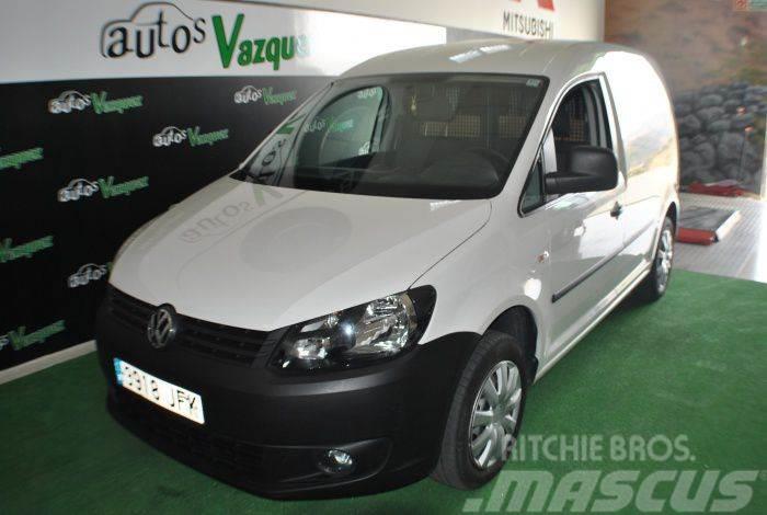 Volkswagen Caddy 1.6TDI BMT Comfortline 102