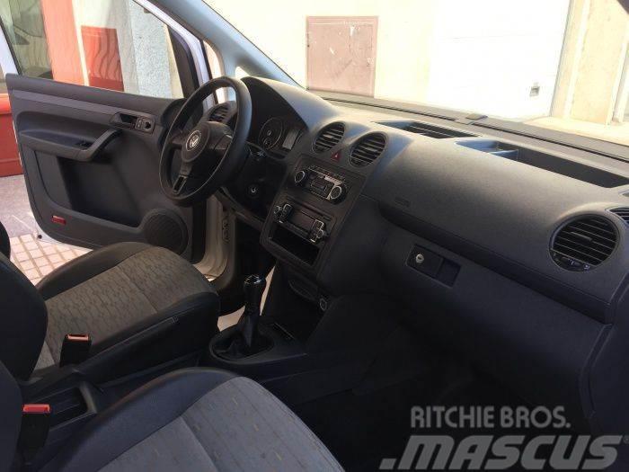 Volkswagen Caddy 1.6TDI BMT Trendline