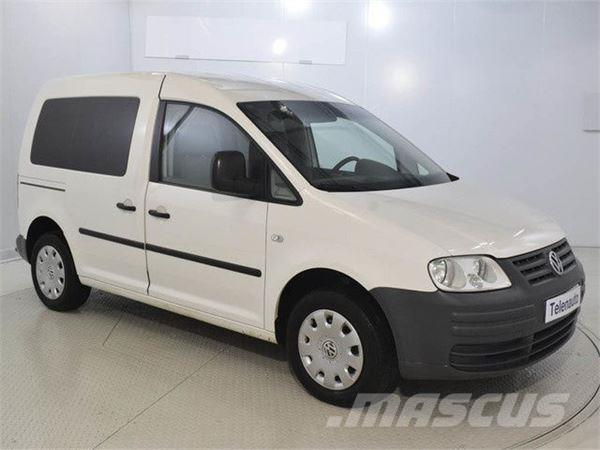 used volkswagen caddy 1 9 tdi kombi tramper 77kw 105cv panel vans year 2006 price 6 126 for. Black Bedroom Furniture Sets. Home Design Ideas