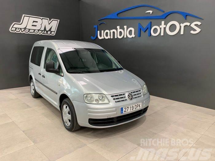 Volkswagen Caddy 1.9TDI Kombi 75