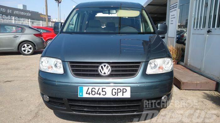Volkswagen Caddy 1.9TDI Life Bluemotion