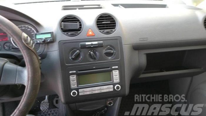 Volkswagen Caddy 1.9TDI Life