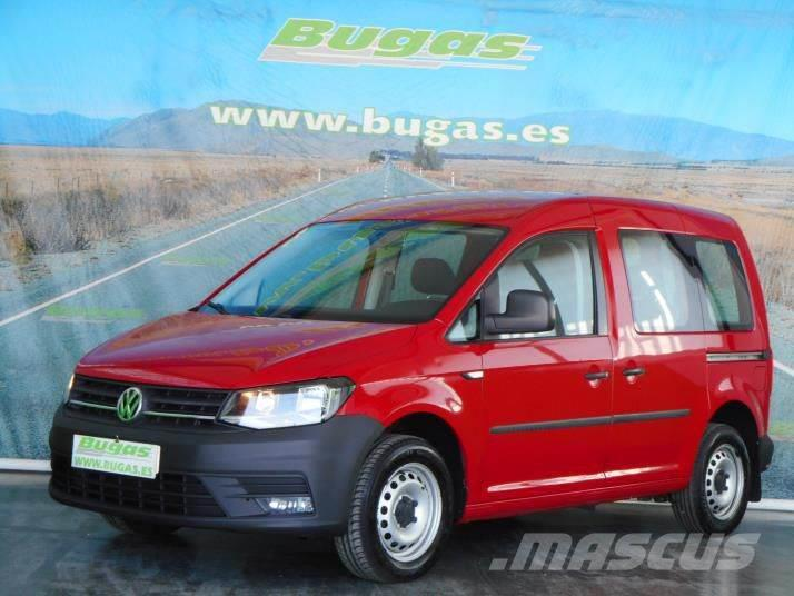 Volkswagen Caddy 2.0 TDI 100 CV COMBI 5 EURO-6