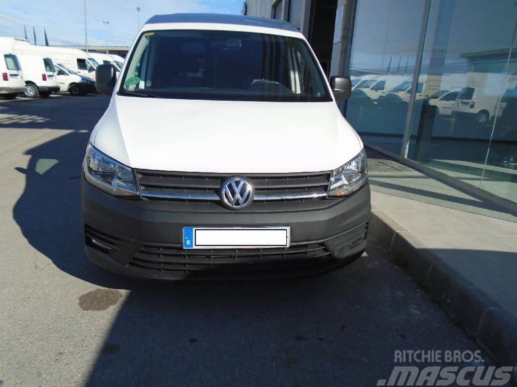 Volkswagen Caddy 2.0 TDI 102HP MAXI BMT 102 4P