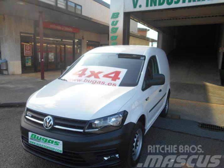 Volkswagen Caddy 2.0 TDI 122 CV 4 MOTION 4 PUERTAS