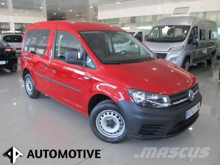 Volkswagen Caddy 2.0 TDI BLUEMOTION COMBI