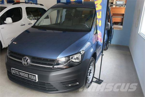 used volkswagen caddy 2 0tdi beach 102 panel vans year 2016 price 17 976 for sale mascus usa. Black Bedroom Furniture Sets. Home Design Ideas