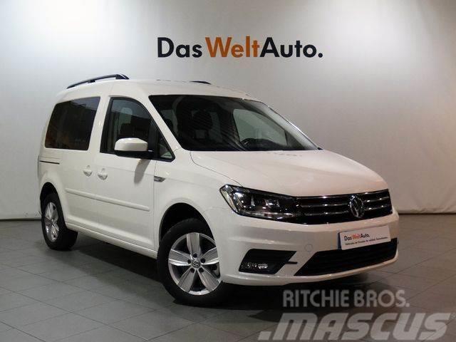 Volkswagen Caddy 2.0TDI Comfortline 110kW