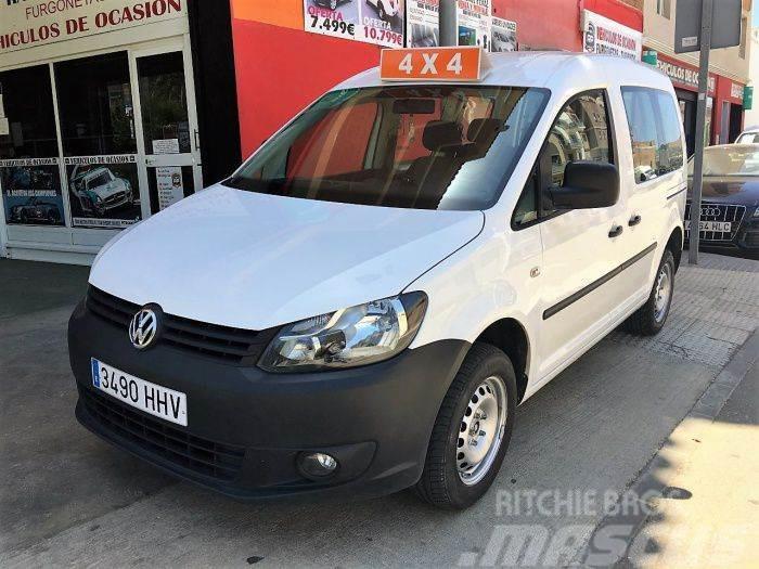 Volkswagen Caddy 2.0TDI Comfortline 4M