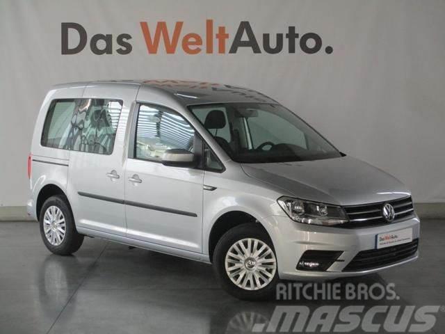 Volkswagen Caddy 2.0TDI Edition 75kW