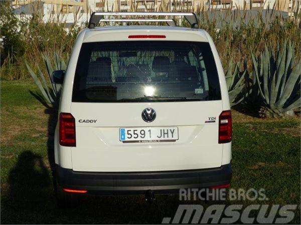 Volkswagen Caddy 2.0TDI Kombi 4M 122