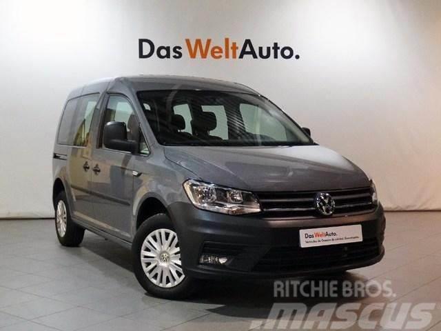 Volkswagen Caddy 2.0TDI Kombi Business 55kW
