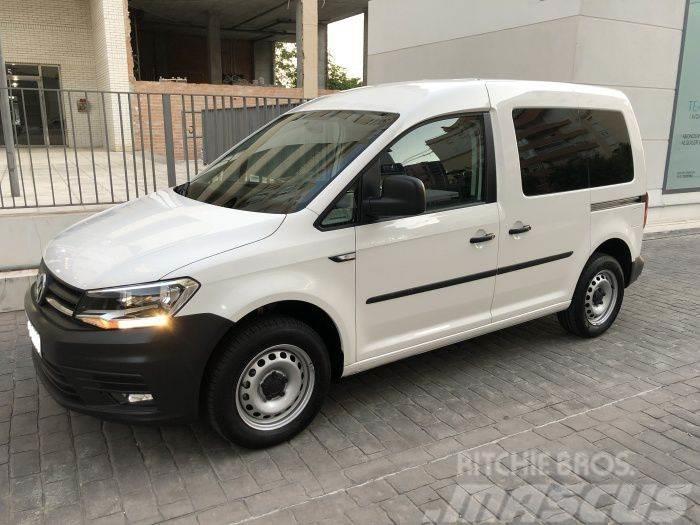 Volkswagen Caddy 2.0TDI Kombi Business 75kW