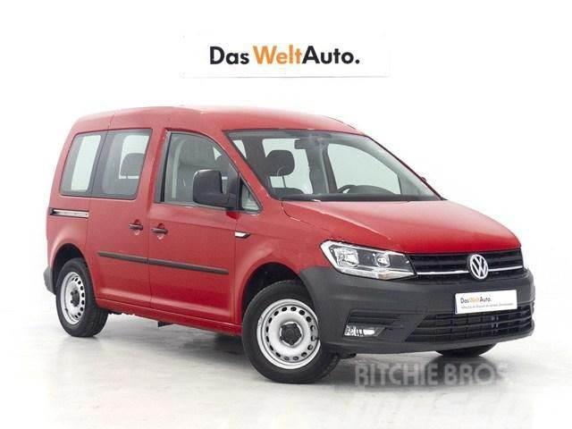 Volkswagen Caddy 2.0TDI Kombi DSG 75kW