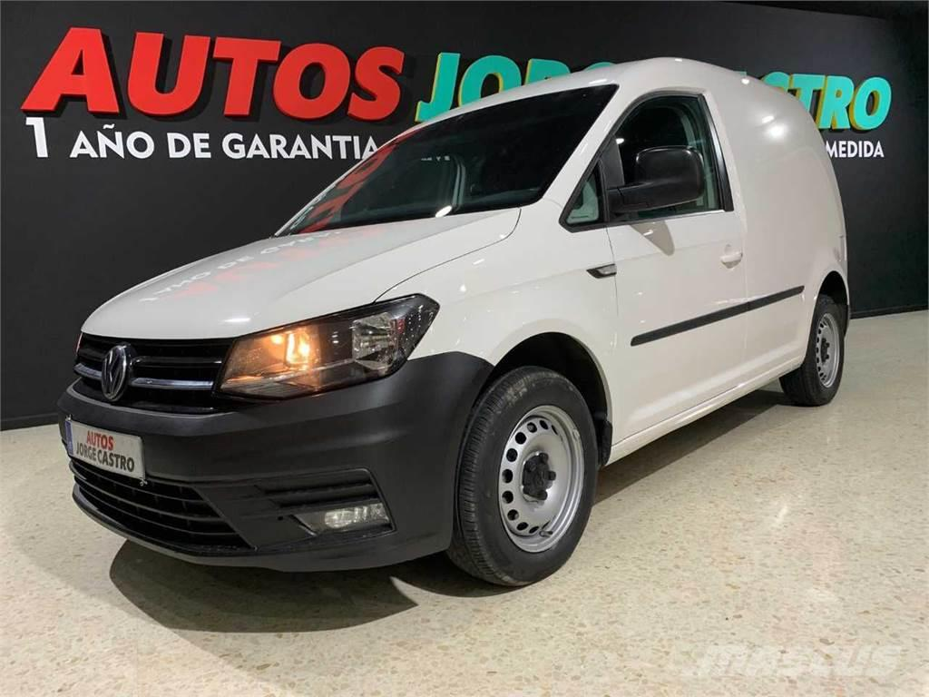 Volkswagen Caddy 2.0TDI Kombi Business 55kW