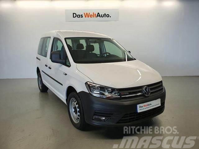 Volkswagen Caddy 2.0TDI Kombi 4M 90kW
