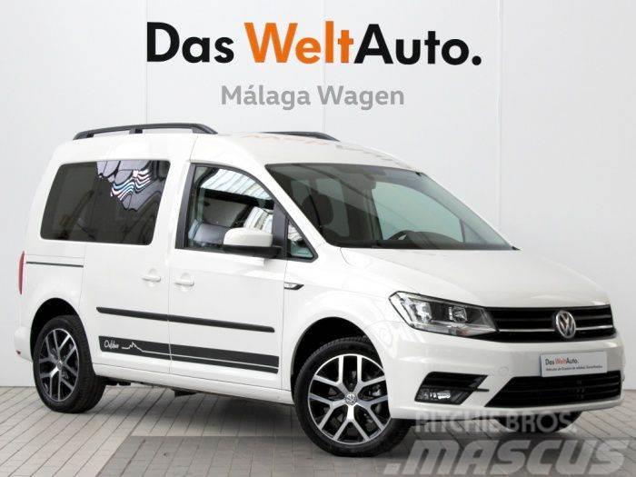 Volkswagen Caddy 2.0TDI Outdoor 75kW