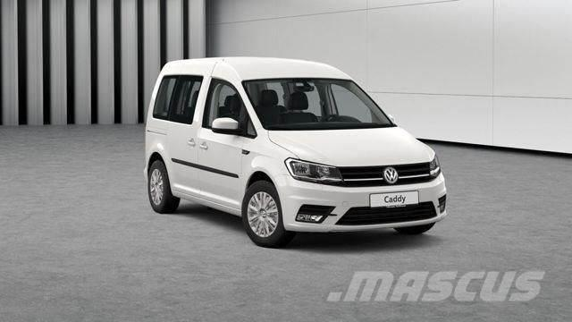 b130f1208b049a Volkswagen Caddy 2.0TDI Trendline 75kW panel vans Year of Mnftr ...