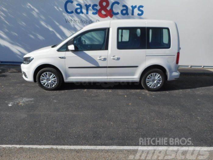 Volkswagen Caddy 2.0TDI Trendline Bluemotion 75kW