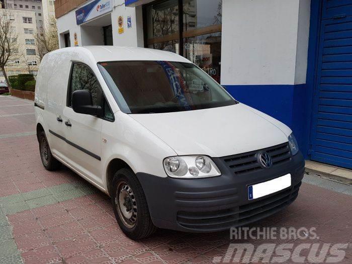 Volkswagen Caddy Diesel de 3 Puertas