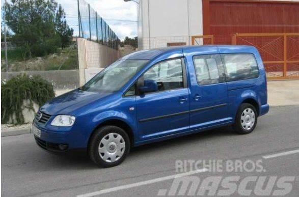 Volkswagen Caddy Diesel de 5 Puertas