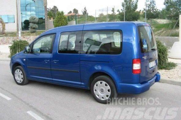 volkswagen caddy diesel de 5 puertas spain 25 425 2007. Black Bedroom Furniture Sets. Home Design Ideas