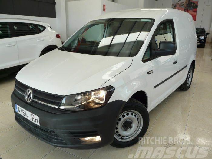 Volkswagen Caddy Furgón 1.6TDI 55kW