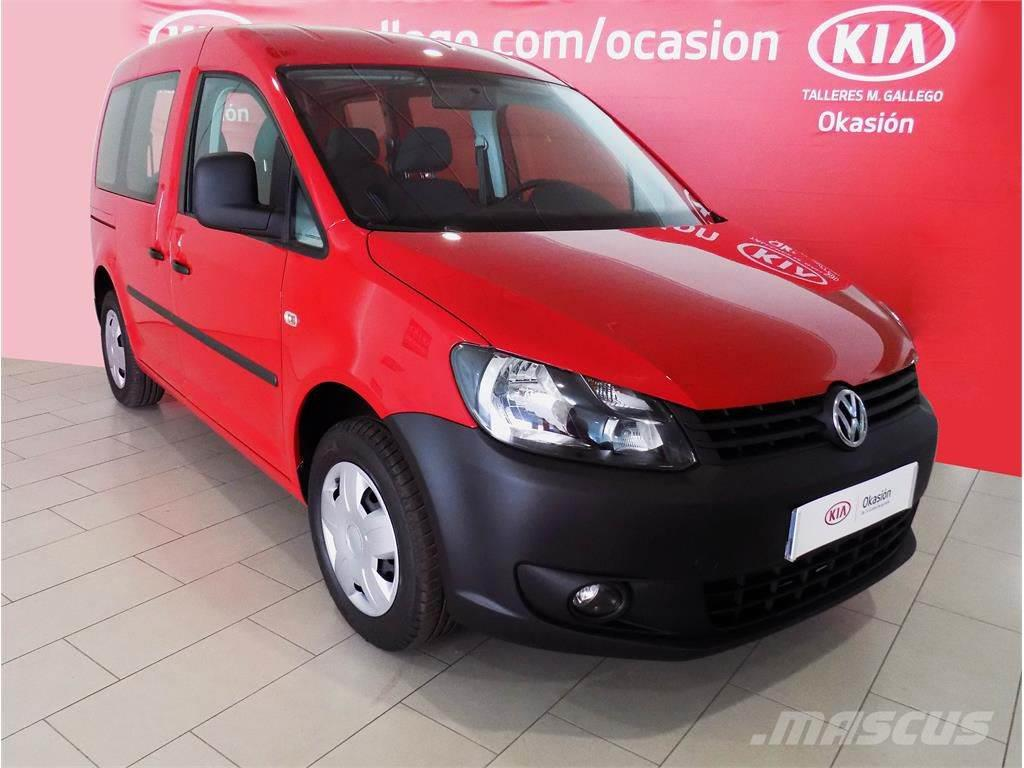 Volkswagen Caddy Furgón 1.6TDI 75kW