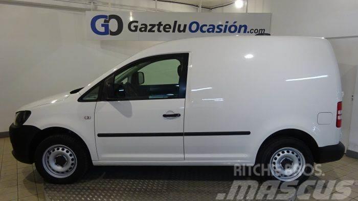 Volkswagen Caddy Furgón 1.6TDI