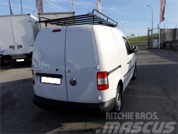 Volkswagen Caddy Furgón 105 CV