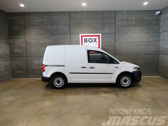 Volkswagen Caddy FURGON 2.0D 75CV