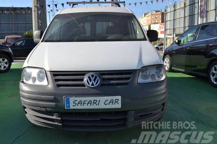Volkswagen Caddy Furgón 2.0SDI